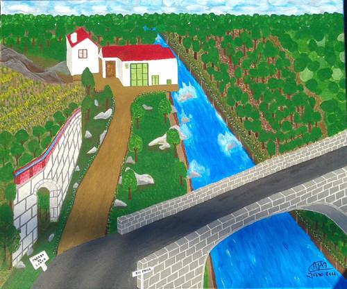 A Ponte, o Rio, o Aqueduto e o Lagar 1.jpg