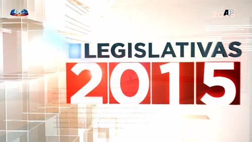 Legislativas 2015 na SIC
