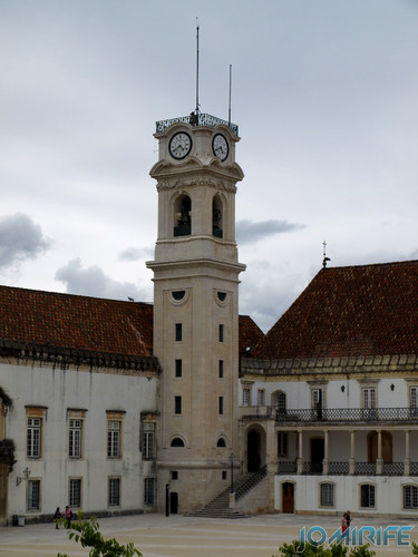Torre da Faculdade de Direito da Universidade de Coimbra [en] Tower of the Faculty of Law in the University of Coimbra
