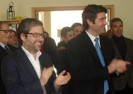José Luís Carneiro e Marco António Costa. Justiça investiga negócios de Menezes