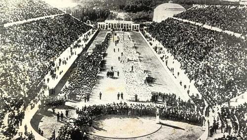 Estádio Olímpico de Atenas