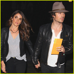 ian-somerhalder-nikki-reed-date-night-lakers-game1