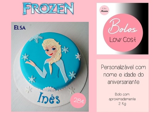 Bolo Low Cost Frozen-Elsa.jpg