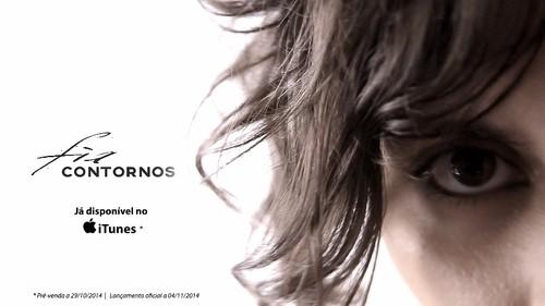 Contornos - o single de estreia de Fia já disponível no iTunes