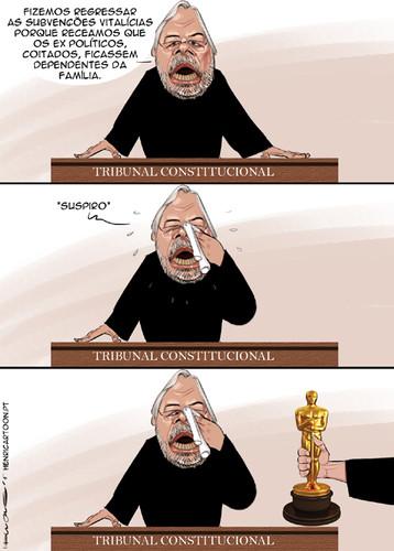 O premiado