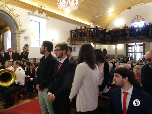 Missa - Procissão Stº António em Loriga !!! 006