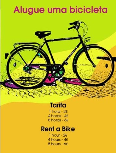 Rent-a-bike, Castelo de Vide
