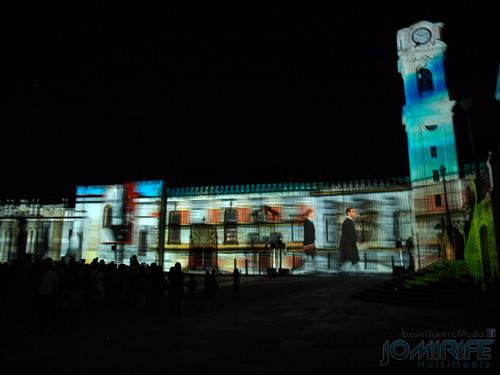 Espectáculo Video Mapping na Universidade de Coimbra UC 725 Anos - Uma História de Luz  (16)