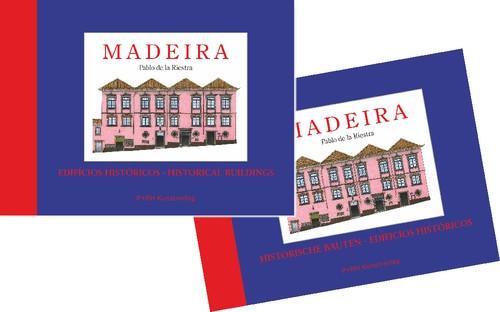MADEIRA (2 versões bilingues: portu^guês/inglês e alemão/espanhol)