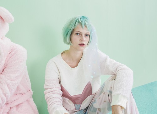 Lookbook sleepwear Oysho by Ernesto Artillo  (8).j
