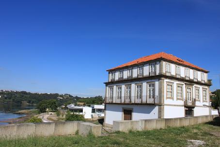 Casa Branca em Valbom