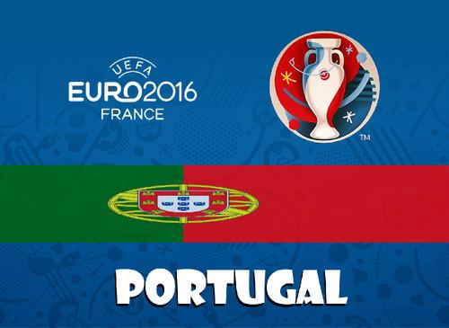Portugal-na-Eurocopa-2016