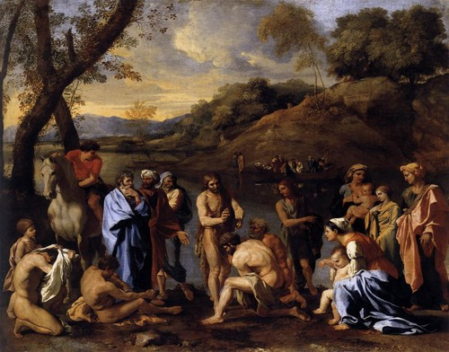 Nicolas_Poussin_-_St_John_the_Baptist_Baptizes_the