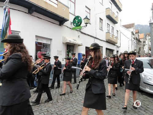 Missa - Procissão Stº António em Loriga !!! 080