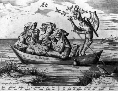 Pieter_van_der_Heyden_-_Ship_of_Fools_(Die_blau_sc