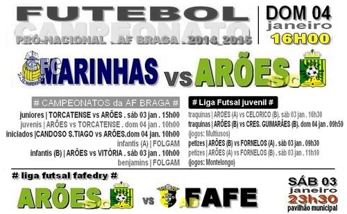 cartaz MARINHAS vs ARÕES 04 JAN 2015.jpg