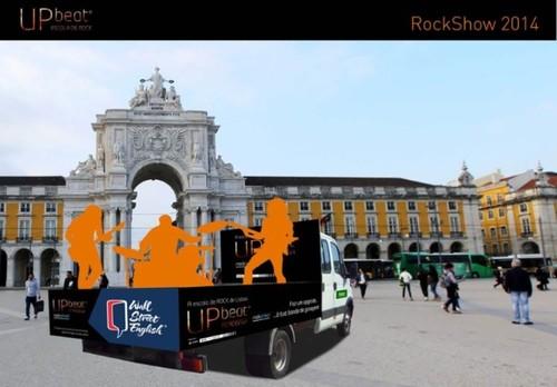 UPBEAT Rock Show - 10 concertos, 10 locais diferentes de Lisboa