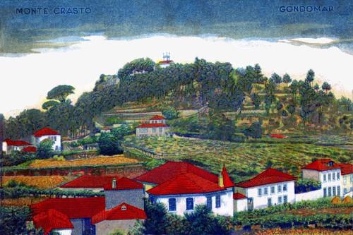 Monte Castro em Gondomar