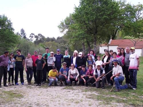Caminhada Limites da Freguesia de Padornelo 2015 c