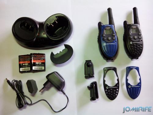 Walkie Talkie Motorola Talkabout T5422