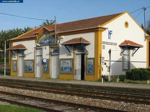 Estacao de Ferroviária de Castelo de Vide