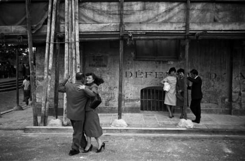 quatorze juillet paris 1958 c van zoetendaal photo