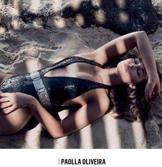 3.ª Paolla Oliveira