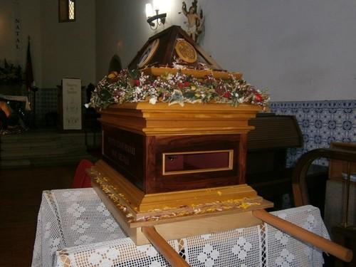 Reliquia Beato Bartolomeu Martires