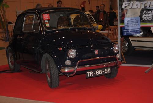 Fiat 500 d'Ontem