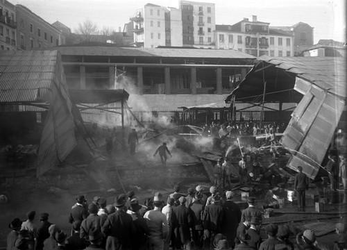 Incendio 1926, por Ferreira da Cunha