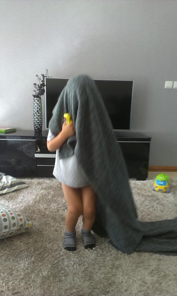 estou escondido!