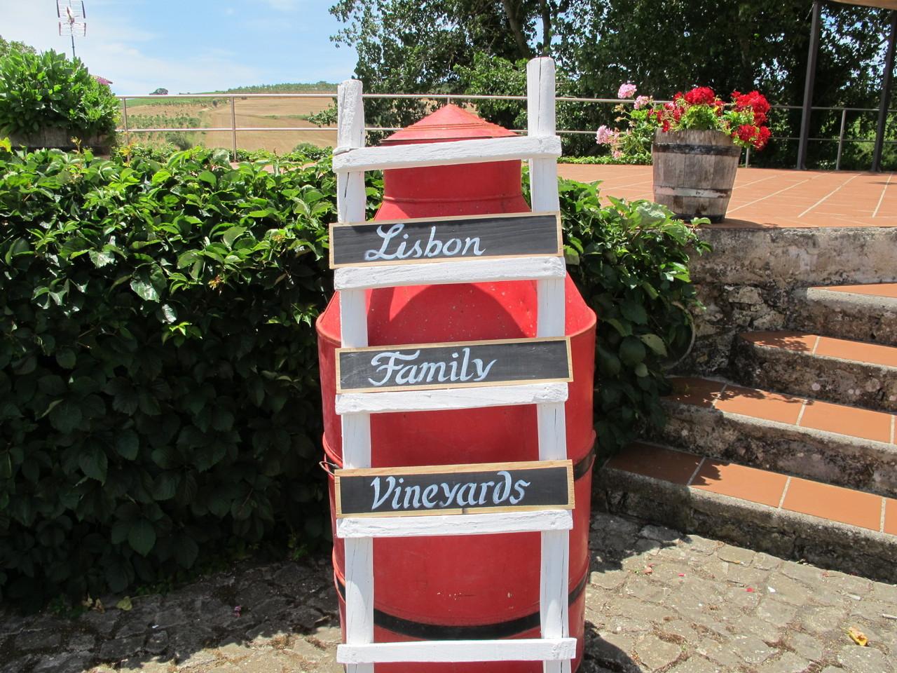 Lisbon Family Vineyards