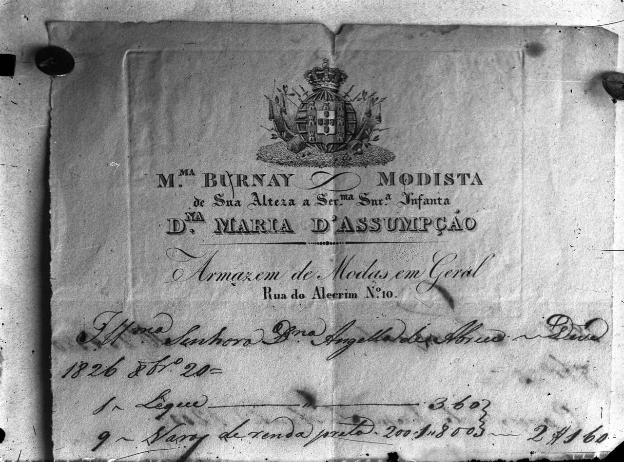 Modelo de factura duma modista em 1826.jpg