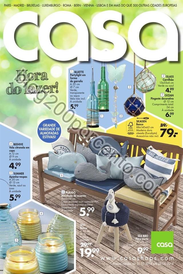 Antevisão Folheto CASA Promoções de 30 maio a 2