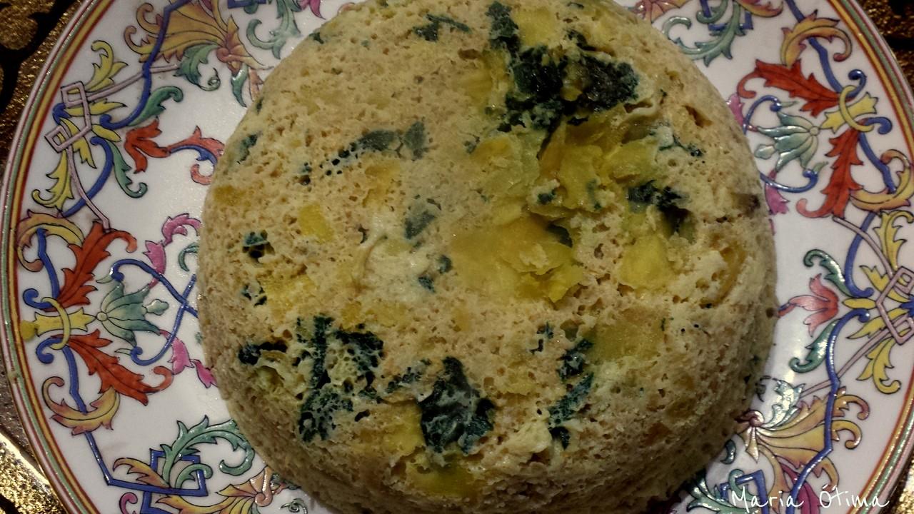 Pão de espinafres e batata doce._Maria otima3pg.j