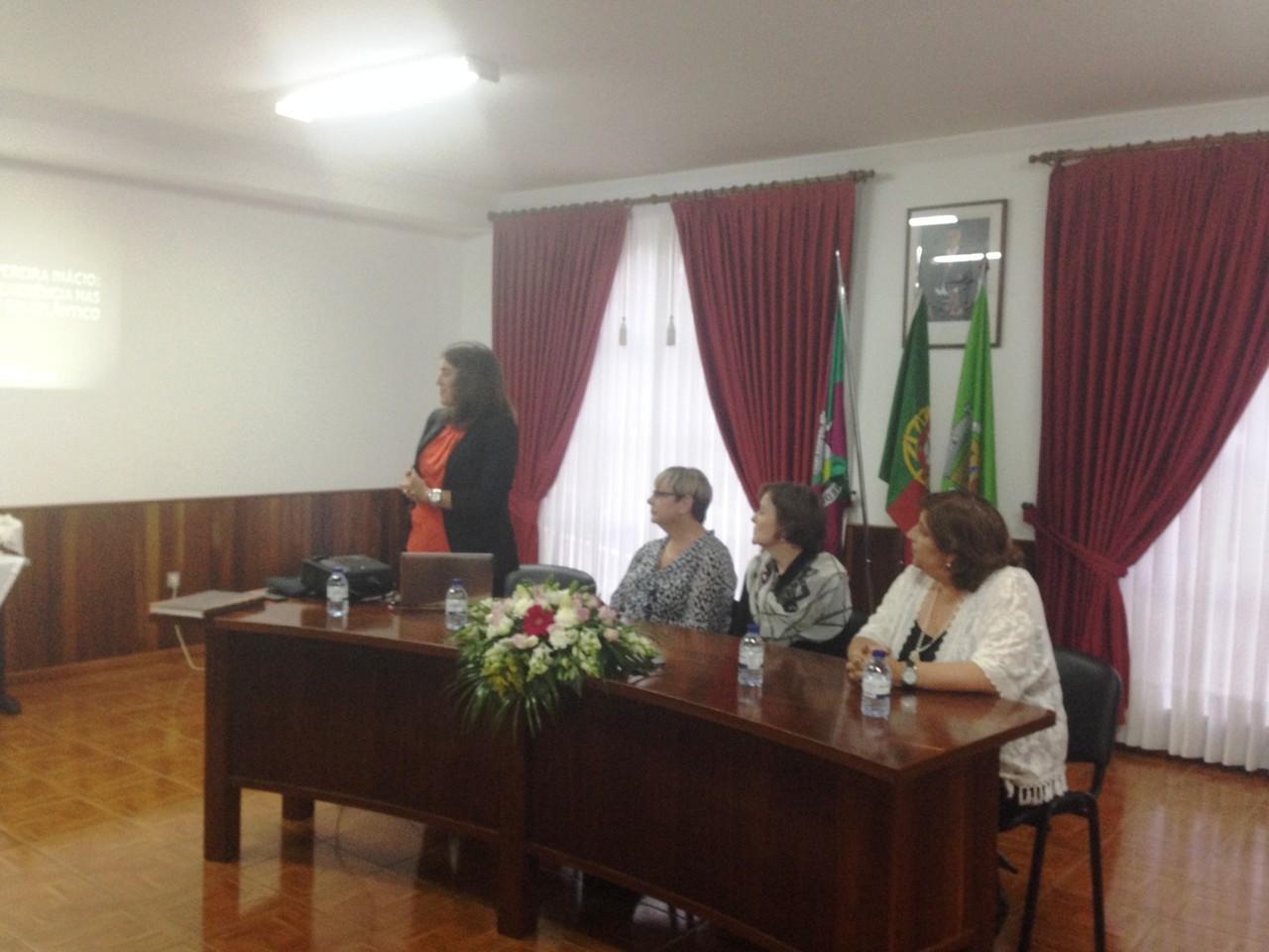 Bisnetas do Comendados Pereira Inácio visitam Bal