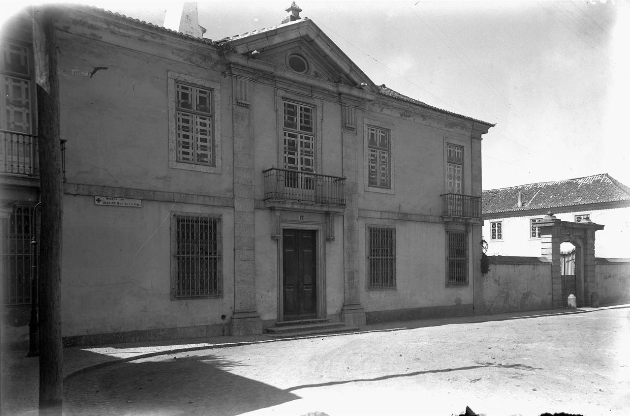 Palácio da Quinta de Alfarrobeira, capela, 1944,