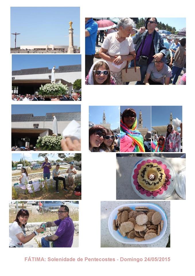 24 de Maio 2015 - Solenidade de Pentecostes - Domi