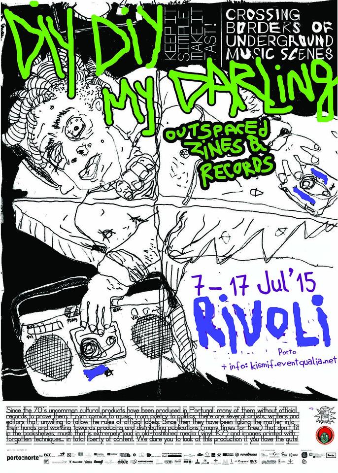DIY DIY My Darling RIVOLI (Marcos Farrajota) - low