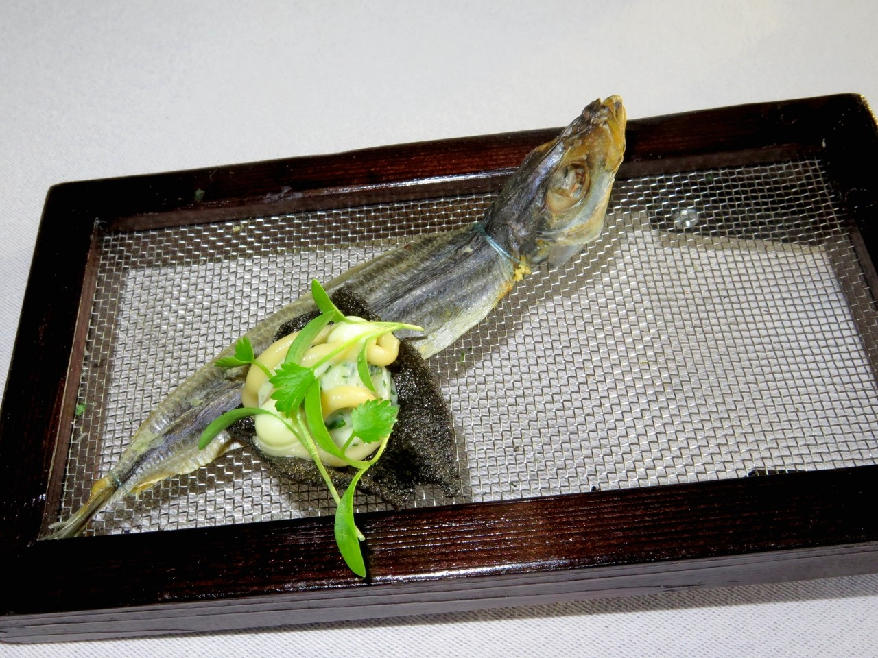 A evocação do peixe seco ao sol na Nazaré