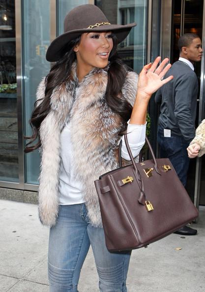 Kim+Kardashian+Casual+Hats+Wide+Brimmed+Hat+yXzuQc