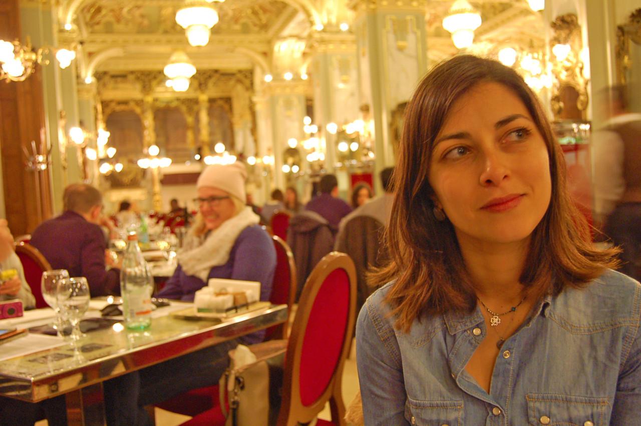 Café New York, em Budapeste
