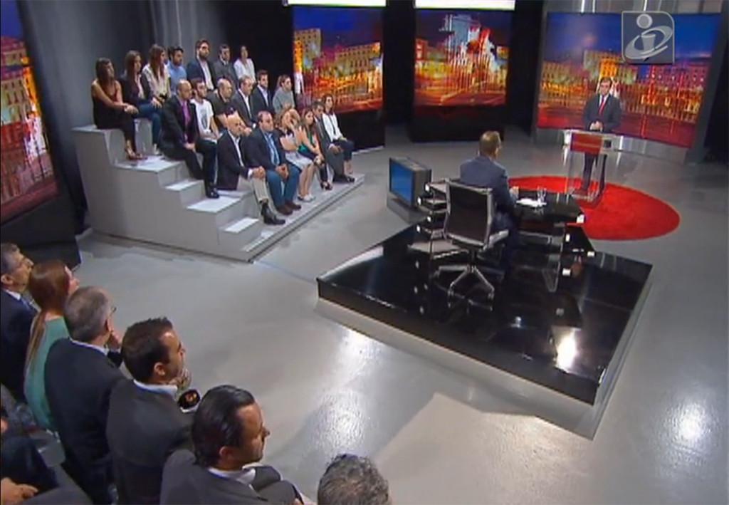 Rafeirice de Estado, T.V.I. (23/7/2015)