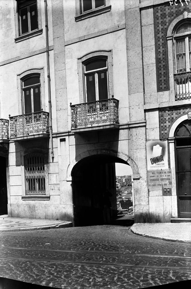 Arco do Evaristo, foto de Eduardo Portugal, in a.f