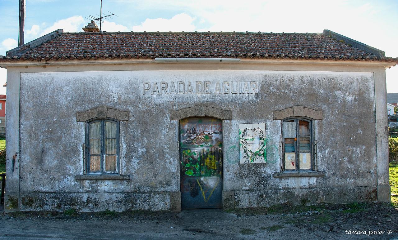 03.- 2010 - Caminhada Linha CP Vila Pouca-Samardã