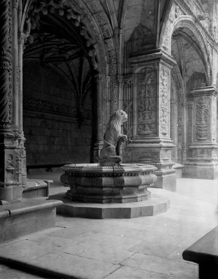 Mosteiro dos Jerónimos, claustro, foto de José C