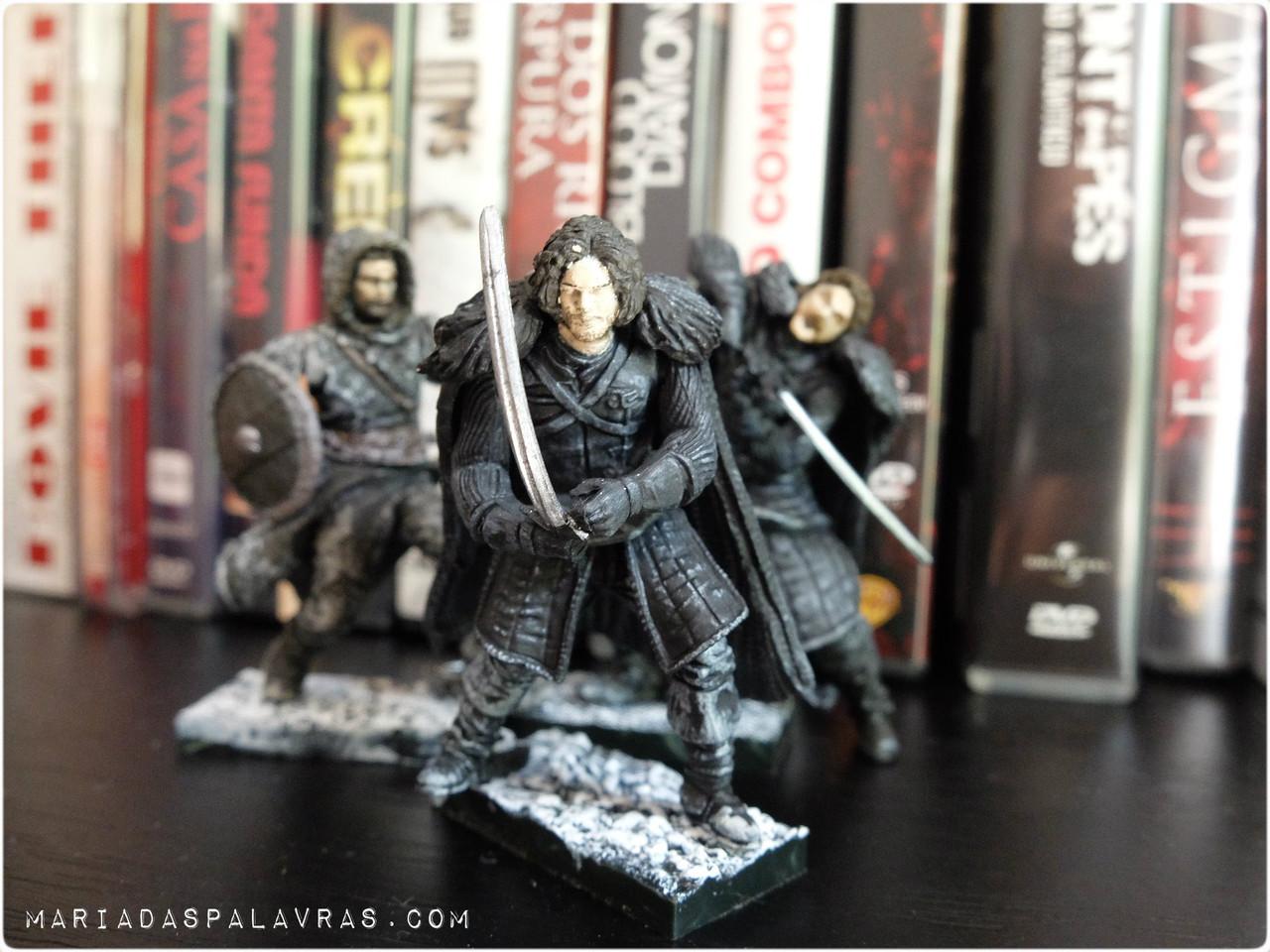 Jon Snow 1 - Maria das Palavras