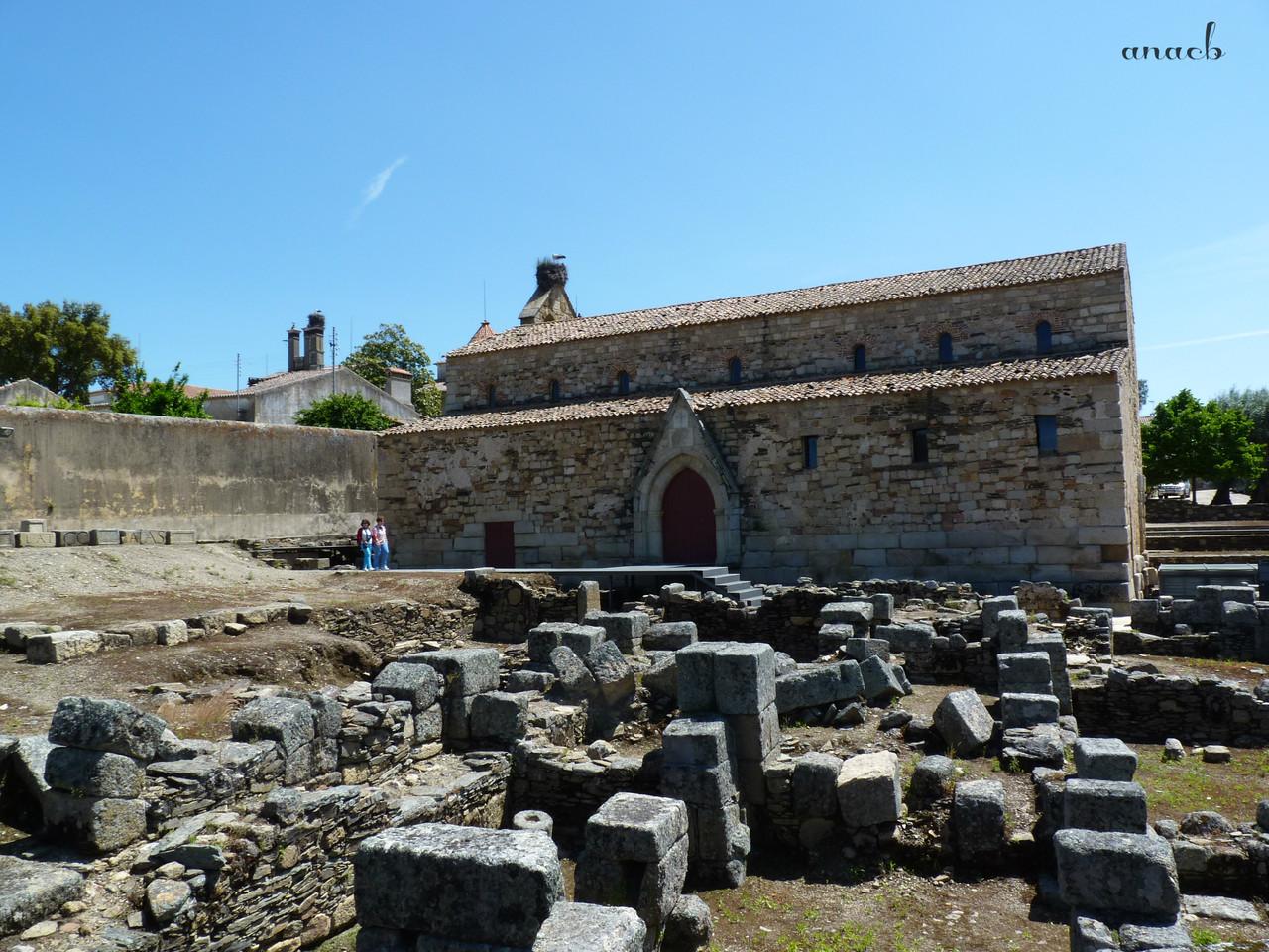 Idanha-a-Velha (73) Sé Catedral - Igreja Sta. Mar