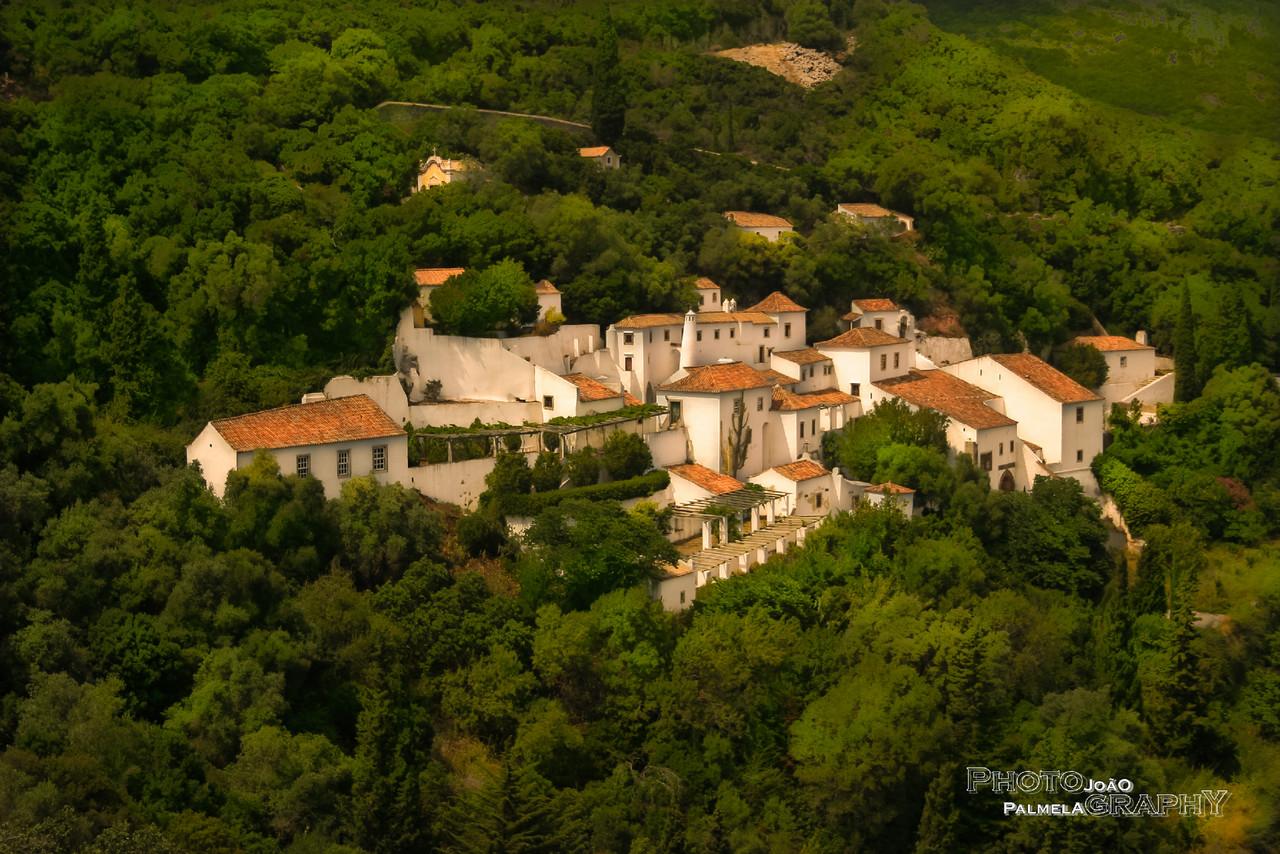 O Convento-Parque Natural da Arrábida