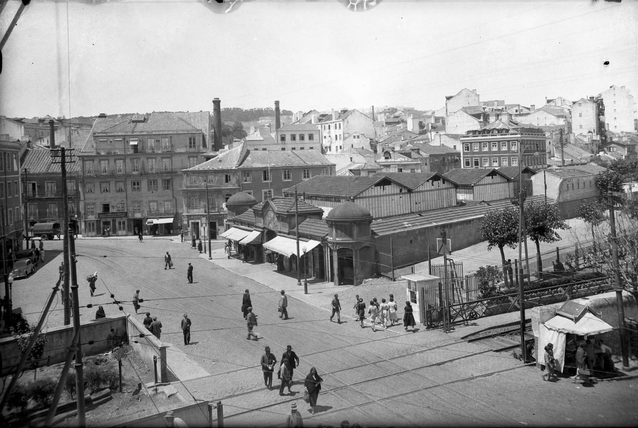 Mercado de Alcântara, 1940, edu.jpg
